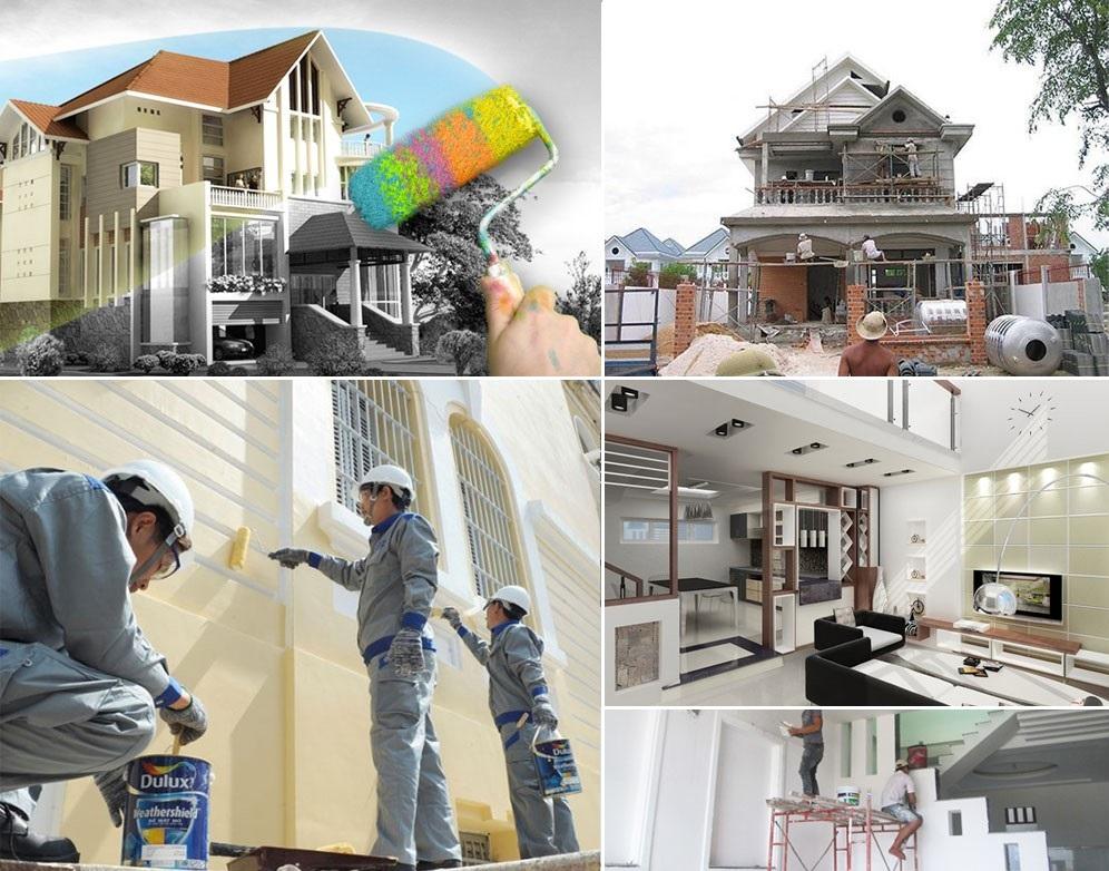 dịch vụ sửa chữa nhà trọn gói tphcm